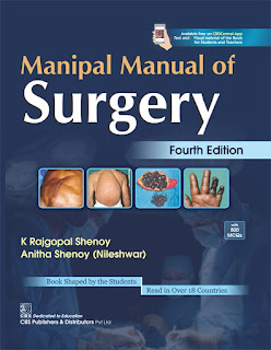 Manipal Manual Of Surgery 4th Edition