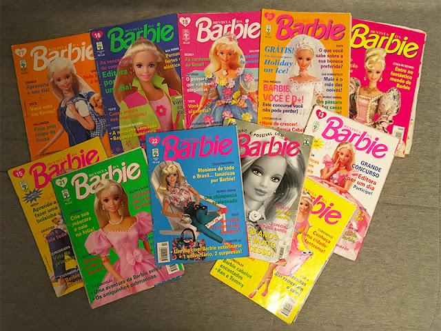 capas das revistas que recebemos!