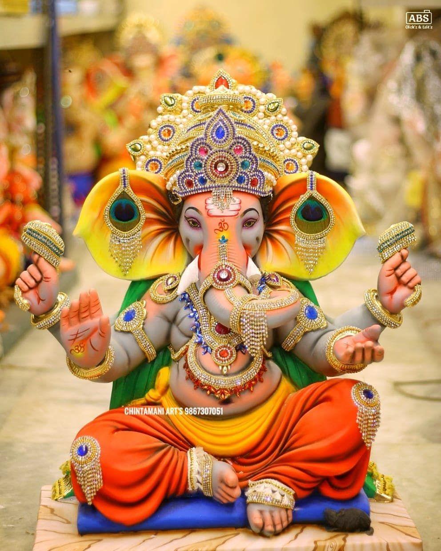 280 Ganesh Ji Wallpaper Hd Free Download 2020 Full Screen Images Big Size Pics And Photos Gallery Good Morning Images 2020