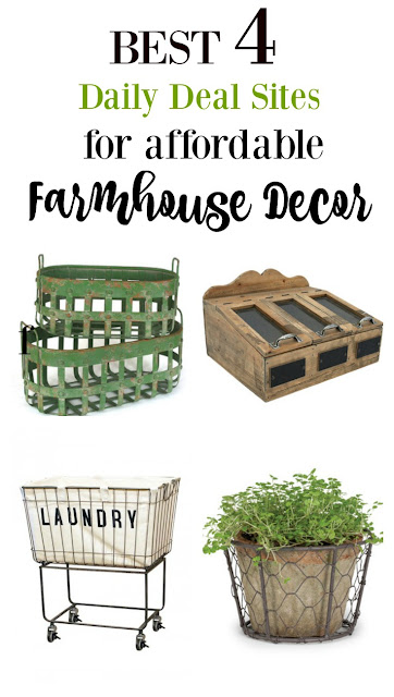 affordable farmhouse decor