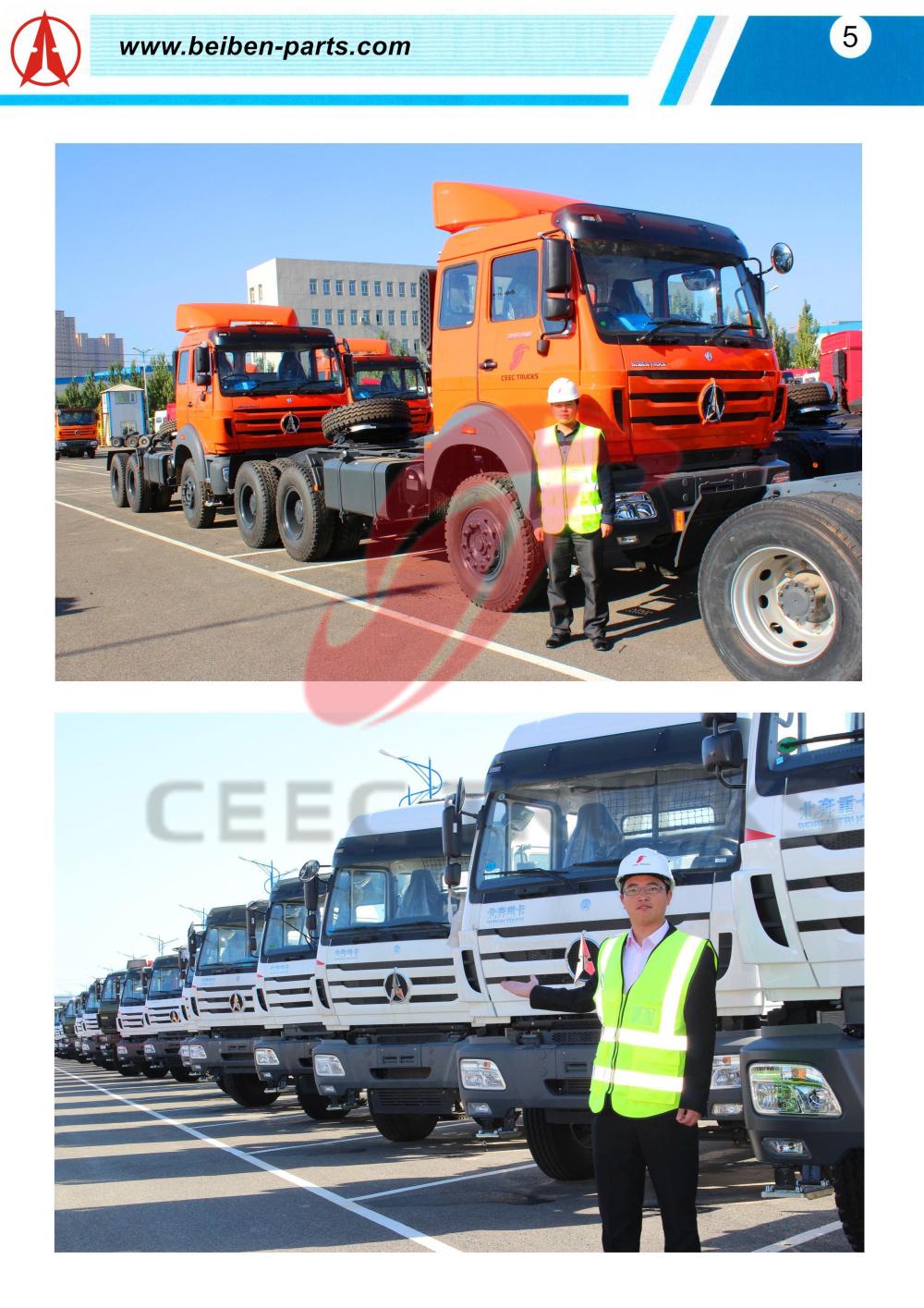 Genuine Beiben truck parts, Beiben Tractor trucks, Beiben