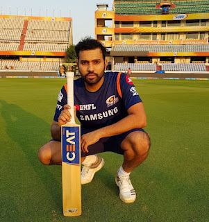 indian cricketer rohit shama yoyo test