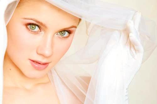 Ideas de maquillaje para novias