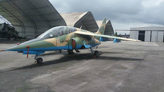 Nigerian Airforce Deploys Air Assets To Support Operation Python Dance II.Photos