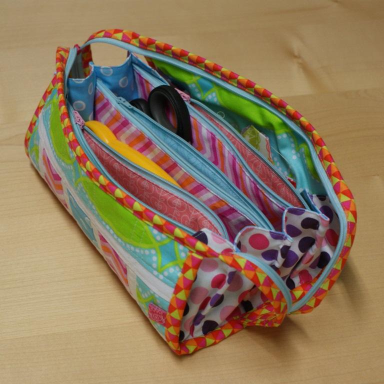 SCHNIG SCHNAG - Quilts and more: Sew Together Bag... /// WERBUNG ///