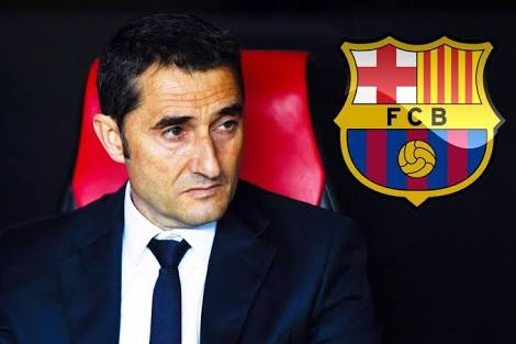 Barca coach Valverde's worries going into Chelsea tie
