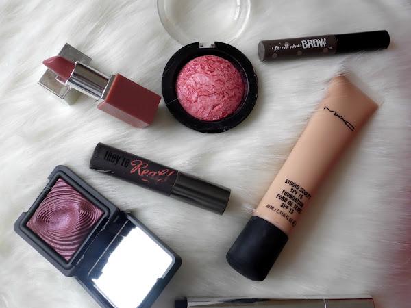 November Makeup Menu