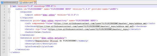 tutorial crear repositorio kodi