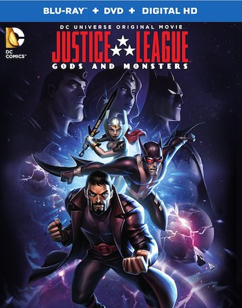 Justice League: Gods and Monsters (2015) Full Movie