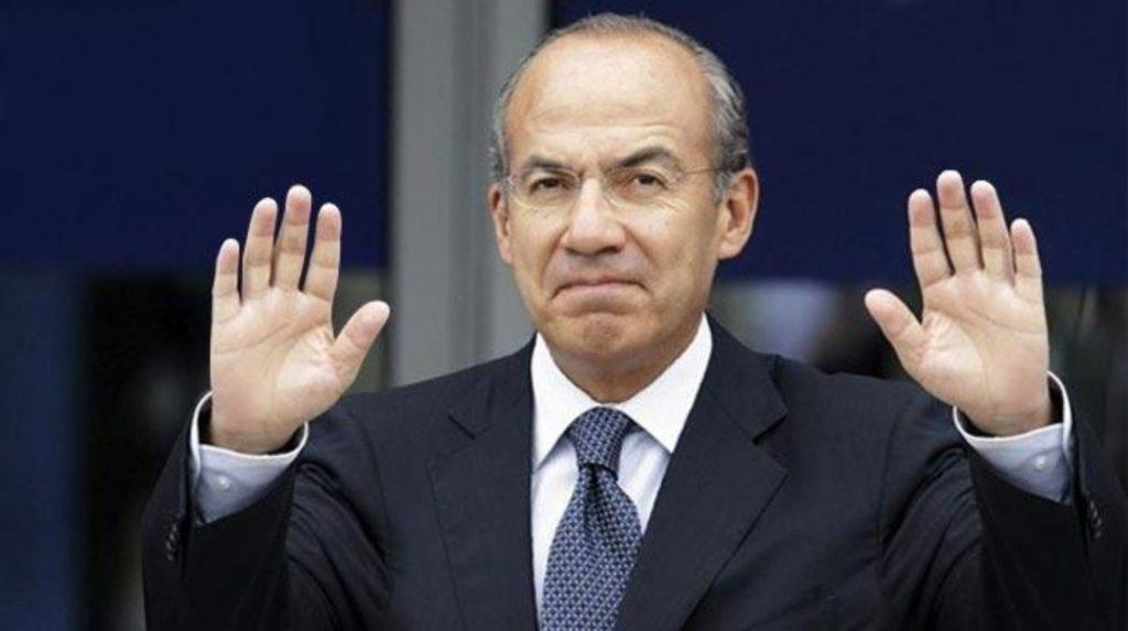 """Mientras el país se llenaba de sangre por su """"guerra contra el narcotráfico"""", Calderón recibía sobornos de los Beltrán Leyva"""