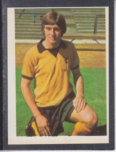 John Richards, Wolverhampton Wanderers, circa 1973