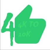4K To 1OK Liker APK