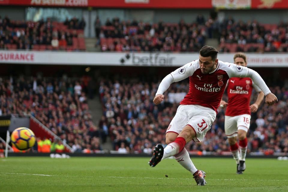 Kolasinac: Arsenal Bermain Sepakbola Indah