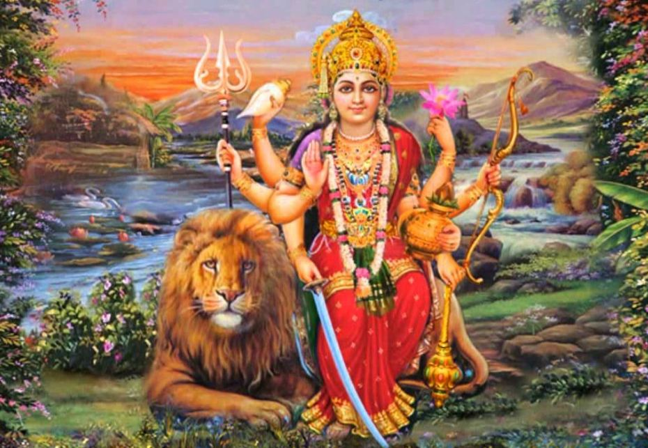 Top 21 Mata Rani Images And Wallpapers Hd 2018 Happy New