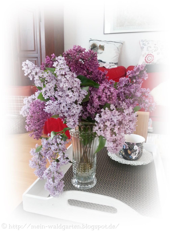 mein waldgarten so h lt flieder in der vase l nger. Black Bedroom Furniture Sets. Home Design Ideas