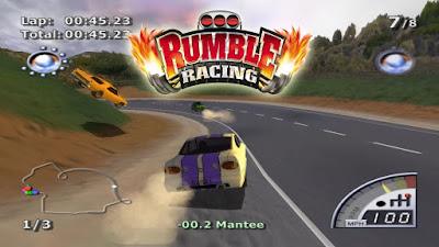 Cheat Nascar Rumble Racing PS2 Terlengkap