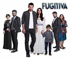 capítulo 64 - telenovela - fugitiva  - canal 13