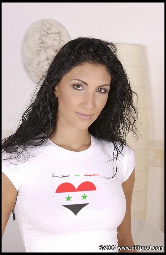 PORN-HERITAGE: Yasmine Fitzgerald | Heritage: Syrian