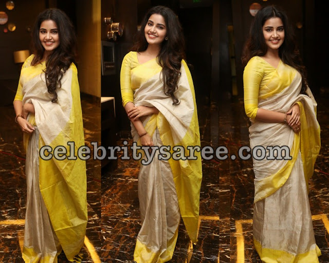 Anupama Tissue Silk Saree