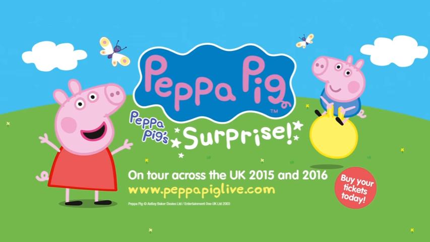 Celebrity pig theatre company