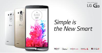Harga LG G3 Terbaru