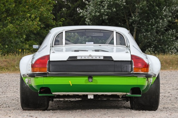 Jaguar XJ-S Trans-Am 1978 Bob Tullius Group 44