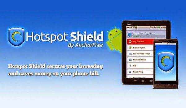 Download hotspot shield apk full version