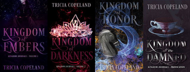 Kingdom Journals by Tricia Copeland on Amazon