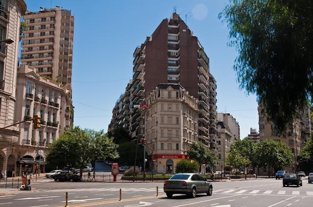 Passeio pelos bairros em Buenos Aires