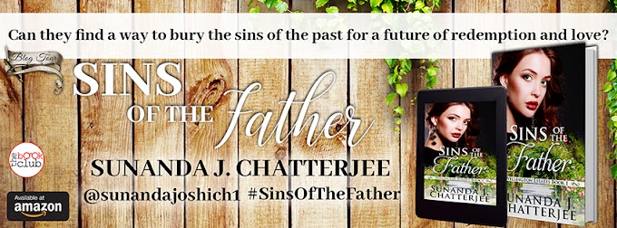 New Blog Tour: Sins of the Father by Sunanda Chatterjee