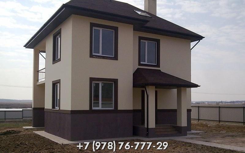 Строительство домов из бруса проекты и цены