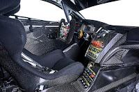 Honda NSX GT3 2018 Interior