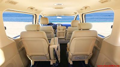 Model Interior Dalam Hyundai H1