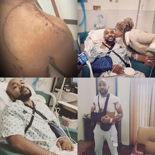 How I Survived Cancer Surgery Banky W Give Full Details
