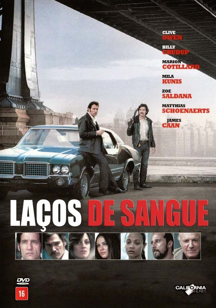 Laços de Sangue Torrent - Blu-ray Rip 1080p Dublado (2015)
