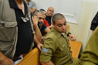 Un soldat Israélien jugé pour avoir exécuté un Palestinien.