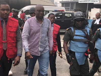 EFCC to Release Fayose on Monday After Meeting Bail Conditions