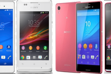 Cara Flash Sony Xperia All Devices