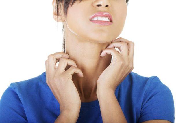 faktor penyebab penyakit gatal