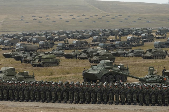Vostok 2018: Rusia llevará a cabo ejercicios militares a gran escala cada cinco años con China