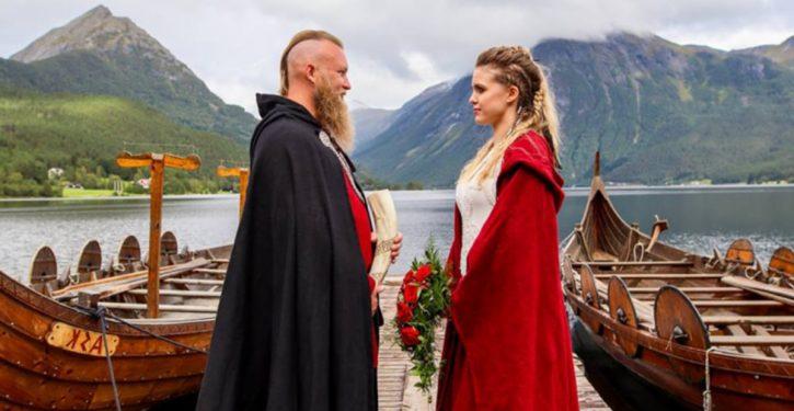 A Viking Wedding