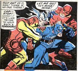 Avengers 9 Don Heck
