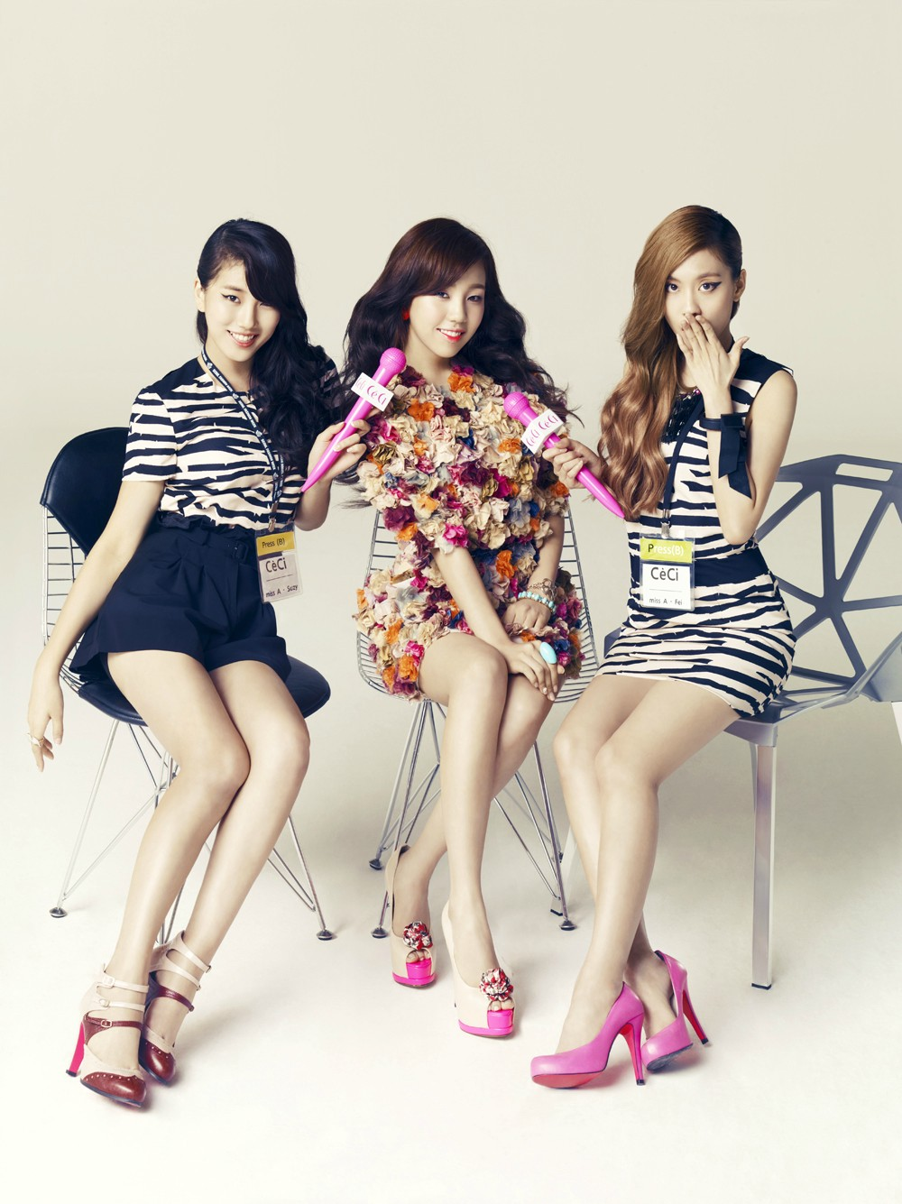 Miss A And Baek Ah Yeon For Cci POPdramatic
