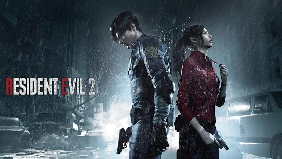 Resident Evil 2-Ghost Survivors Apk Mod Download for Android
