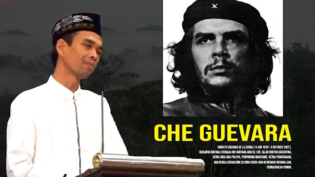 Ustaz Somad Akui Che Guevara Pernah Jadi Inspirasi Hidupnya, Ini Alasannya