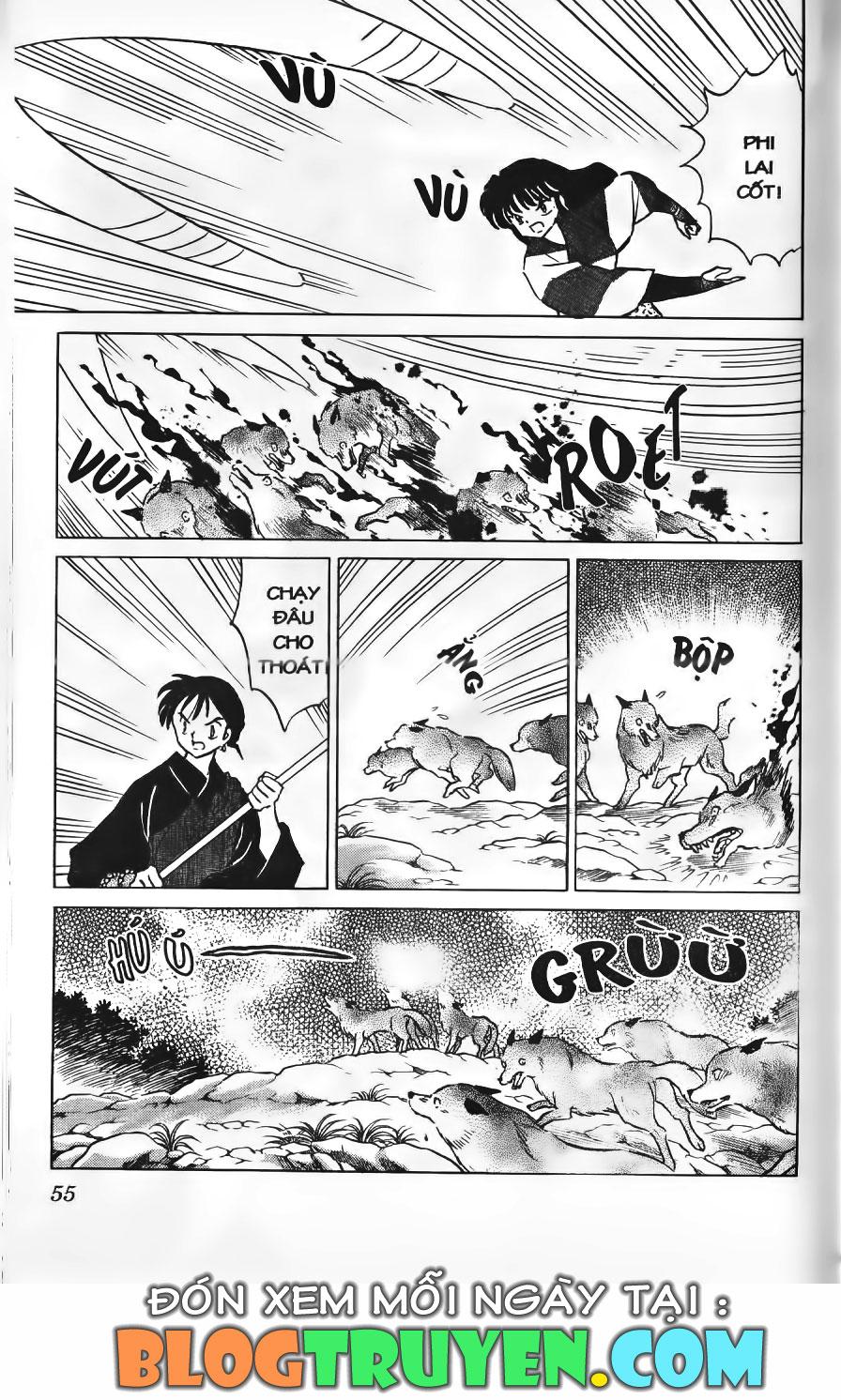 Inuyasha vol 14.3 trang 16