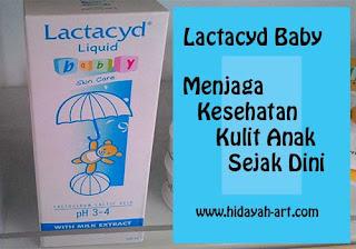Lactacyd Baby Menjaga Kesehatan Kulit Anak Sejak Dini