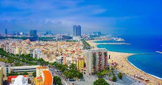 Turismo en transporte por barcelona