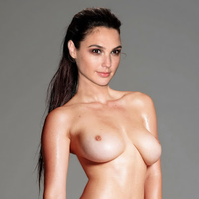Gal Gadot full frontal naked HQ