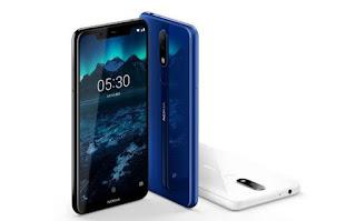 Spesifikasi Nokia 5.1 Plus